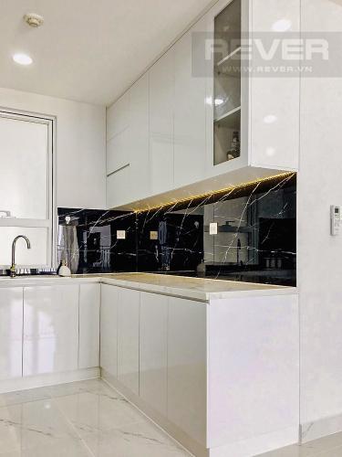 Phòng Bếp Cho thuê căn hộ Sunrise CityView 3PN, tầng cao, diện tích 99m2, đầy đủ nội thất