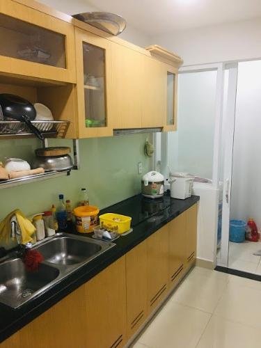bếp căn hộ Him lam Phú Đông Căn hộ Him Lam Phú Đông, tầng cao, ban công hướng Đông Nam.
