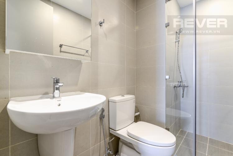 Phòng Tắm 1 Căn hộ The Gold View 2 phòng ngủ tầng thấp tháp B đầy đủ nội thất