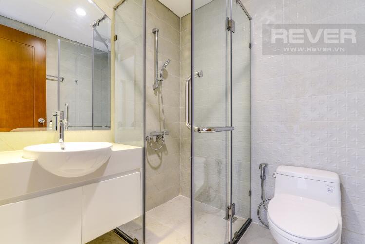 Phòng Tắm 1 Căn góc Vinhomes Central Park 3 phòng ngủ tầng cao L4 hướng Đông Nam