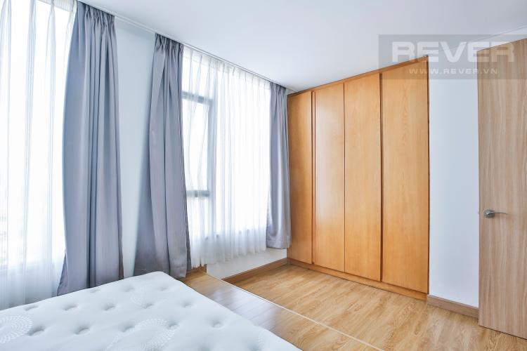 Phòng Ngủ 1 Căn hộ Cantavil Premier 3 phòng ngủ tầng trung D1 đầy đủ nội thất