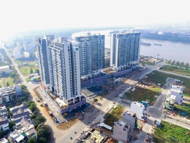can-ho-ONE-VERANDAH Bán căn hộ One Verandah 2PN, diện tích 80m2, view sông và Đảo Kim Cương
