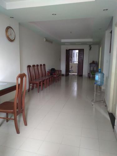 Căn hộ tầng thấp chung cư An Sương Apartment nội thất đầy đủ.