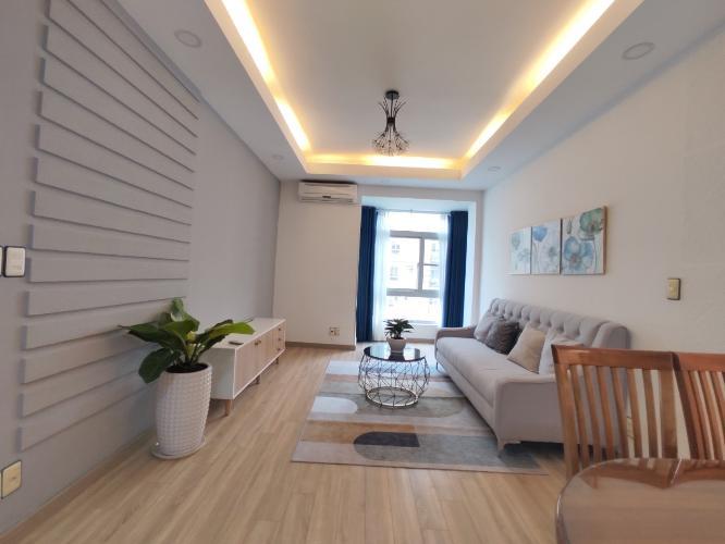 Bán căn hộ Sky Garden 2 với diện tích 71m2, có kết cấu gồm 2 phòng ngủ