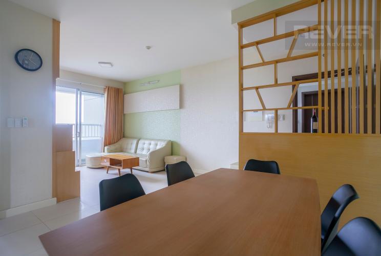Tổng Quan Cho thuê căn hộ Lexington Residence Quận 2, 3PN, nội thất cơ bản