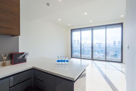 Cho thuê căn hộ The Nassim Thảo Điền tầng trung 2PN, view sông