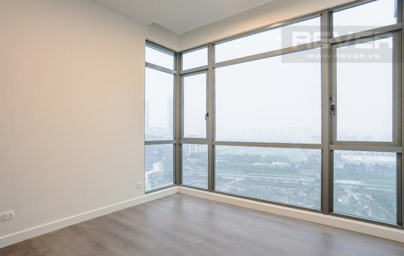 Phòng Ngủ 1 Bán căn hộ The Nassim Thảo Điền tầng cao, 1PN, view đẹp