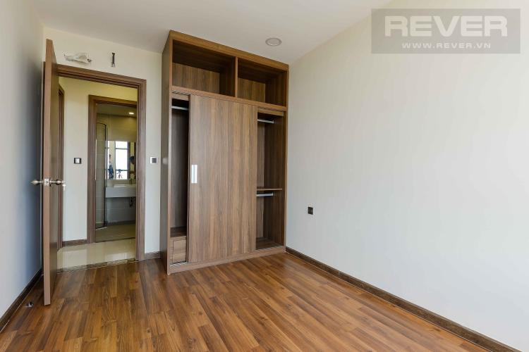 Phòng Ngủ 2 Bán căn hộ De Capella 2PN, block B, nội thất cơ bản, hướng Tây Bắc, view Landmark 81