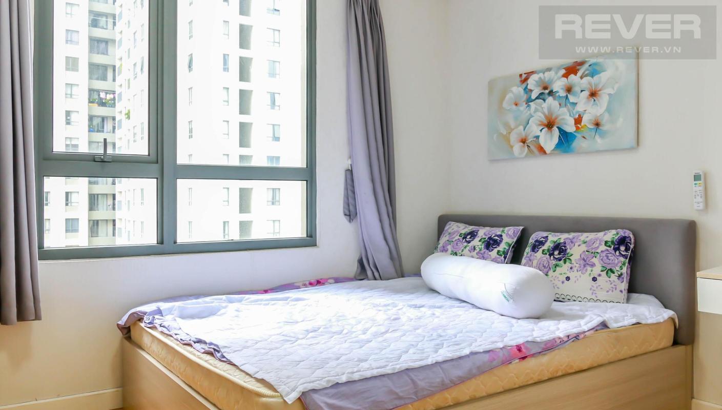 Phòng ngủ Bán căn hộ Masteri Thảo Điền 2PN, tháp T2, diện tích 70m2, đầy đủ nội thất, view sông thoáng mát