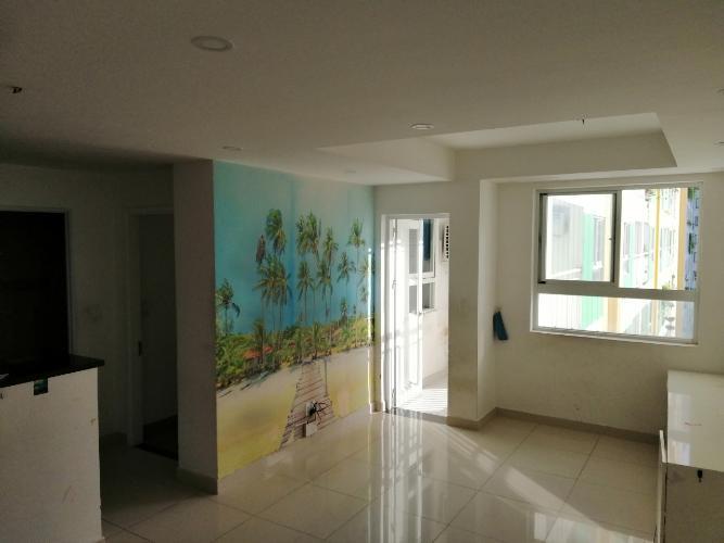 Căn hộ Melody Residences ban công Đông Bắc view nội khu tầng cao