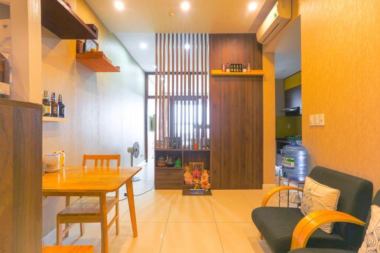 Tổng Quan Cho thuê căn hộ Lexington Residence tầng cao, 2PN, nội thất đầy đủ, thiết kế đẹp