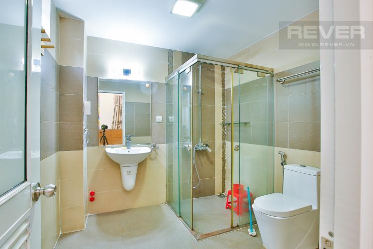 Toilet 2 Cho thuê biệt thự khu Thảo Điền 2 tầng, 4PN, đầy đủ nội thất