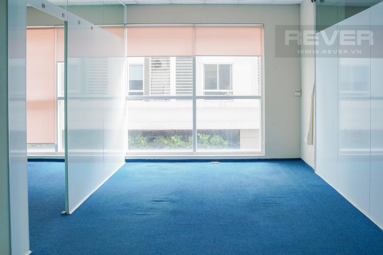 Không Gian Tổng Thể Bán hoặc cho thuê officetel Lexington Residence, diện tích 65m2, không có nội thất, view nội khu