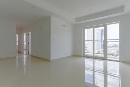 Cho thuê căn hộ Florita 3 phòng ngủ, tháp D7, nội thất cơ bản, view sông