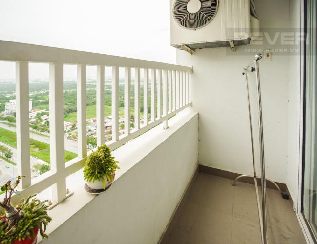 Ban Công Bán căn hộ Lexington Residence 2PN, tháp LA, đầy đủ nội thất, view đại lộ Mai Chí Thọ