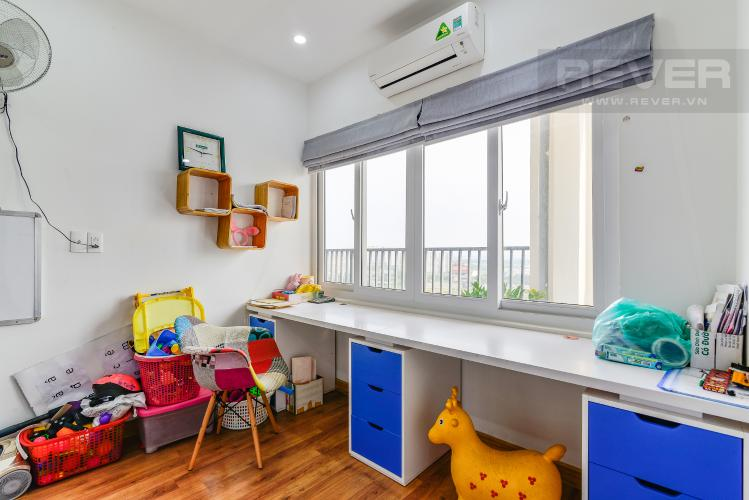 Phòng Ngủ 2 Penthouse Chung cư Bộ Công An 3 phòng ngủ tầng cao nội thất đầy đủ