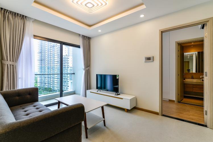 Cho thuê căn hộ New City Thủ Thiêm tầng trung, 3PN đầy đủ nội thất, view hồ bơi