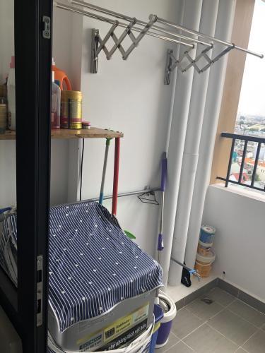 Nội thất căn hộ Citrine Apartment Căn hộ Citrine Apartment đầy đủ nội thất sàn lót gỗ, view cây xanh.