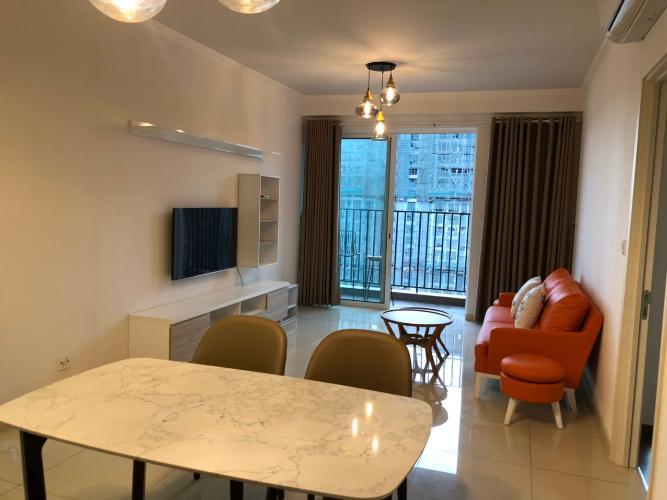 Phòng ăn căn hộ VISTA VERDE Cho thuê căn hộ Vista Verde 2PN, tầng 26, đầy đủ nội thất