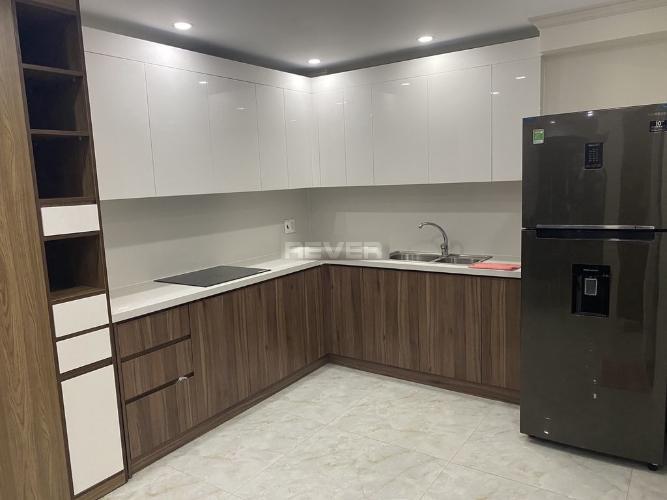 Phòng bếp căn hộ Homyland 3, Quận 2 Căn hộ cao cấp HomyLand Riverside hướng Đông Nam, đầy đủ nội thất.