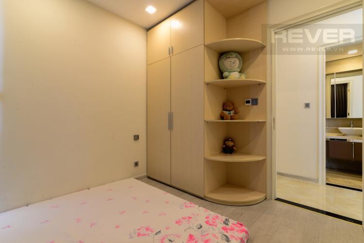 Phòng Ngủ 2 Cho thuê căn hộ Vinhomes Golden River 70m2 2PN 2WC, nội thất đầy đủ, view sông