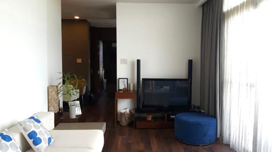 Phòng khách Star Hill Phú Mỹ Hưng, Quận 7 Căn hộ tầng cao Star Hill Phú Mỹ Hưng view thoáng mát.