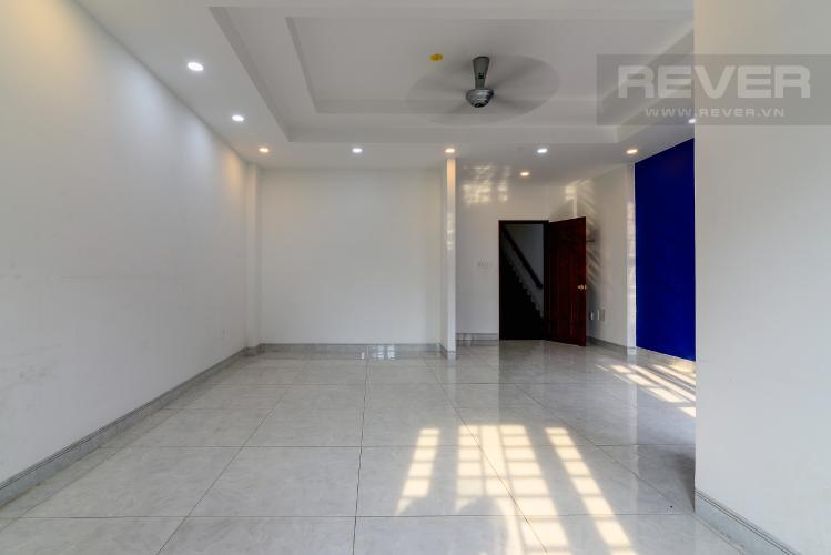 Phòng Ngủ Tầng 1 Bán nhà phố KDC Khang An - Phú Hữu - Quận 9, 3 tầng, diện tích 149m2, sổ hồng chính chủ