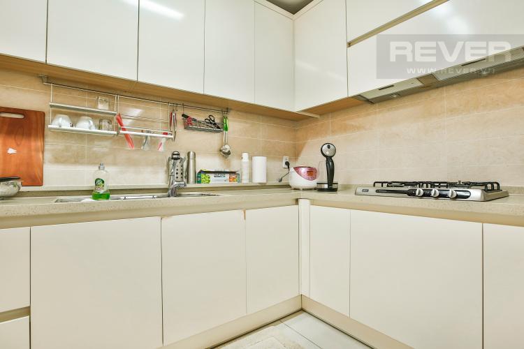 Bếp Căn hộ Cantavil Premier tầng cao D2 thiết kế đẹp, sang trọng, đầy đủ tiện nghi