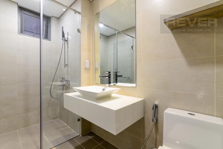 Phòng Tắm 2 Cho thuê căn hộ Masteri Millennium tầng cao, 3PN, nội thất đầy đủ