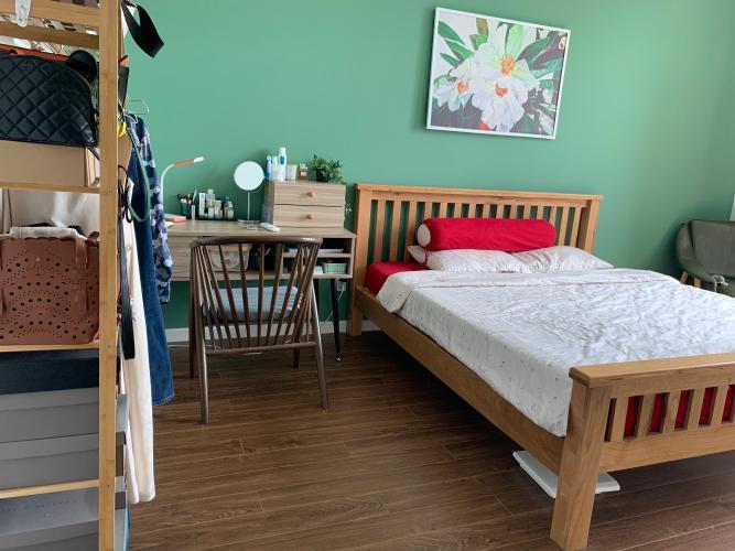 Phòng ngủ căn hộ Tropic Garden Bán căn hộ Tropic Garden tầng trung, diện tích 88m2 - 2 phòng ngủ, nội thất cơ bản