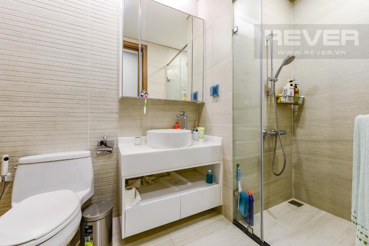 Phòng tắm 2 Căn hộ Vinhomes Central Park 3 phòng ngủ tầng thấp P2 view sông