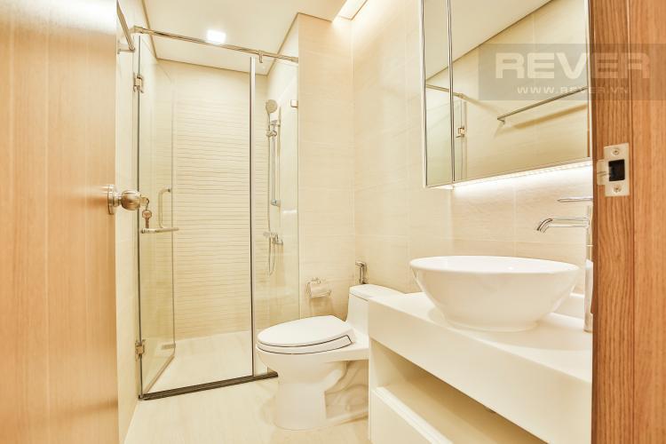Phòng Tắm 1 Bán căn hộ Vinhomes Central Park 2PN, tầng thấp, tháp Park 5, nội thất cơ bản, view công viên