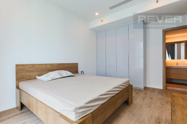 Phòng Ngủ 1 Cho thuê căn hộ Sadora Sala Đại Quang Minh 88m2, nội thất tiện nghi, view hồ bơi