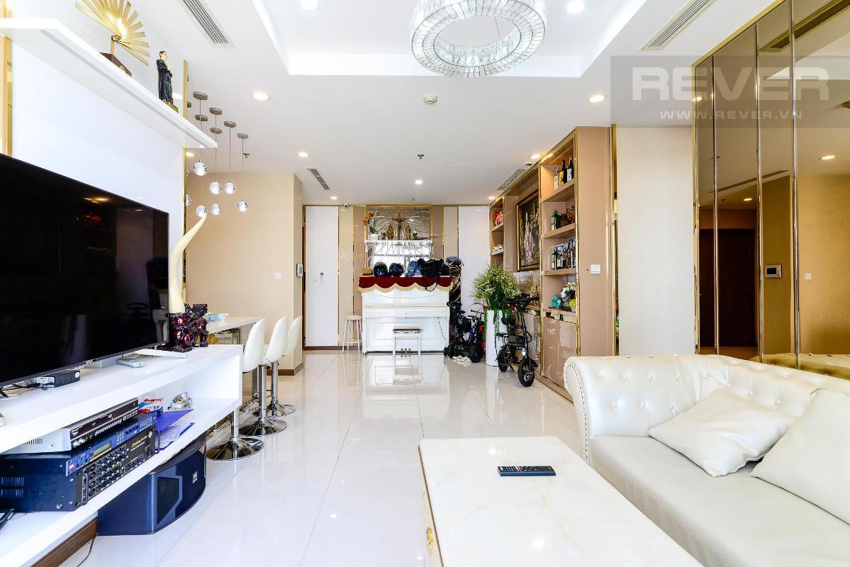 da9ce796c35625087c47 Bán căn hộ 3PN Vinhomes Central Park, nội thất cao cấp, view toàn cảnh thành phố