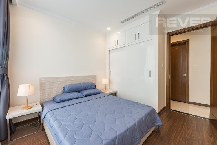 Phòng ngủ 2 Cho thuê căn hộ Vinhomes Central Park 3PN, tầng 37 tháp Landmark 5