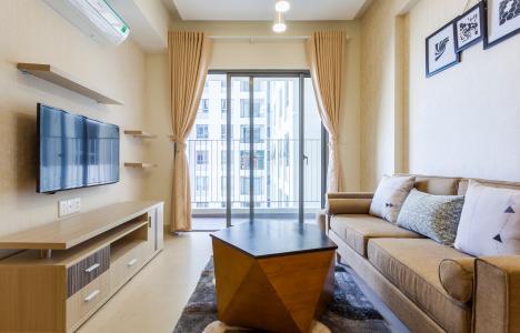 Căn hộ Masteri Thảo Điền tầng cao T2 đầy đủ nội thất, view nội khu