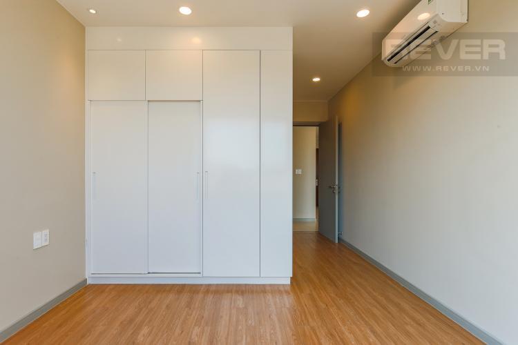 Phòng Ngủ 1 Căn hộ The Gold View 2 phòng ngủ tầng trung A1 nội thất cơ bản