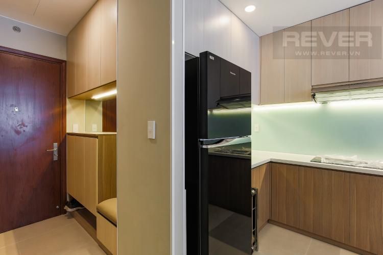 Phòng Bếp Căn hộ The Gold View 2 phòng ngủ tầng cao tháp B nội thất hiện đại