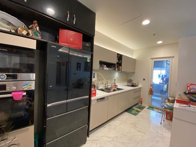 Phòng bếp căn hộ Sarica Condominium Căn hộ Sarica Condominium đầy đủ nội thất tiện ích, hướng Nam.