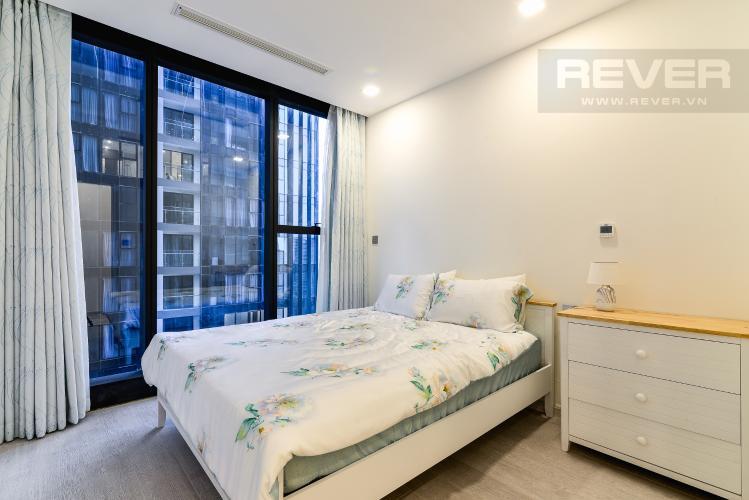 Phòng Ngủ 2 Bán căn hộ Vinhomes Golden River tầng cao, 2PN, đầy đủ nội thất
