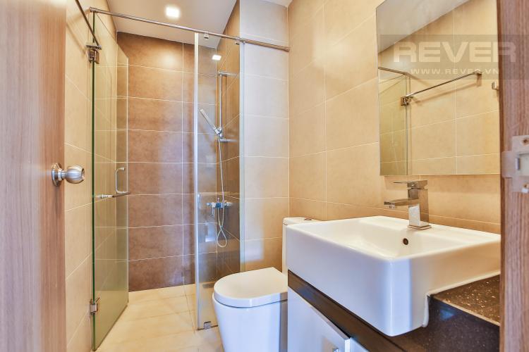 Toilet 2 Căn hộ Galaxy 9 tầng cao 3 phòng ngủ nội thất đầy đủ