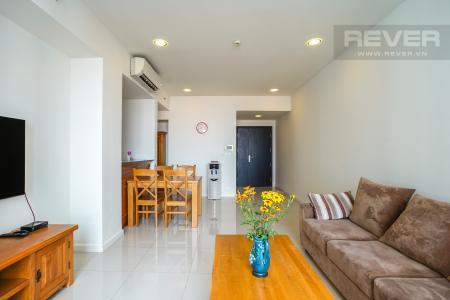 Bán hoặc cho thuê căn hộ Sunrise City 3PN, tháp V4 khu South, đầy đủ nội thất, view nội khu yên tĩnh