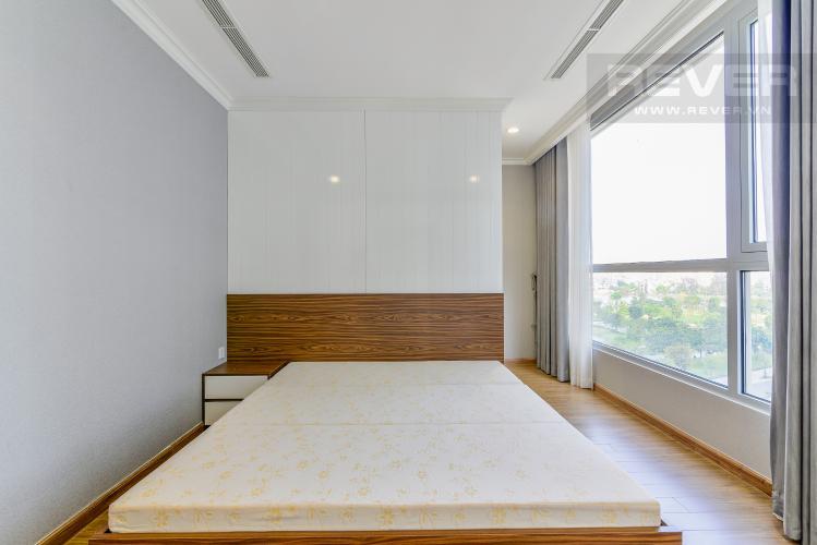 Phòng Ngủ 1 Căn hộ Vinhomes Central Park 4 phòng ngủ tầng thấp L1 view công viên