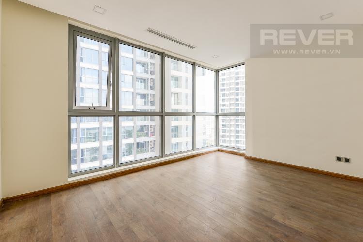 Phòng ngủ 2 Căn góc Vinhomes Central Park 3 phòng ngủ tầng trung Park 5