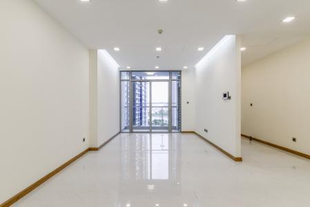Căn hộ Vinhomes Central Park 2 phòng ngủ tầng thấp P7 nhà trống