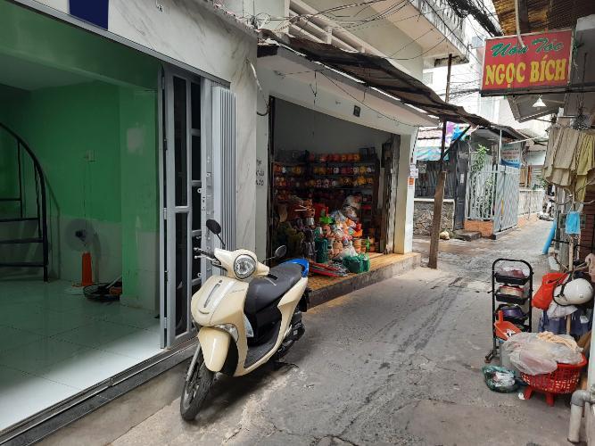 Hẻm 3m nhà phố Lê Văn Sỹ, Quận 3 Nhà phố hẻm 3m, trung tâm quận 3, bàn giao sổ hồng riêng.