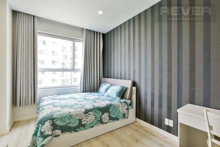 Phòng Ngủ Cho thuê căn hộ Lexington Residence 1PN, tầng trung, diện tích 45m2, đầy đủ nội thất
