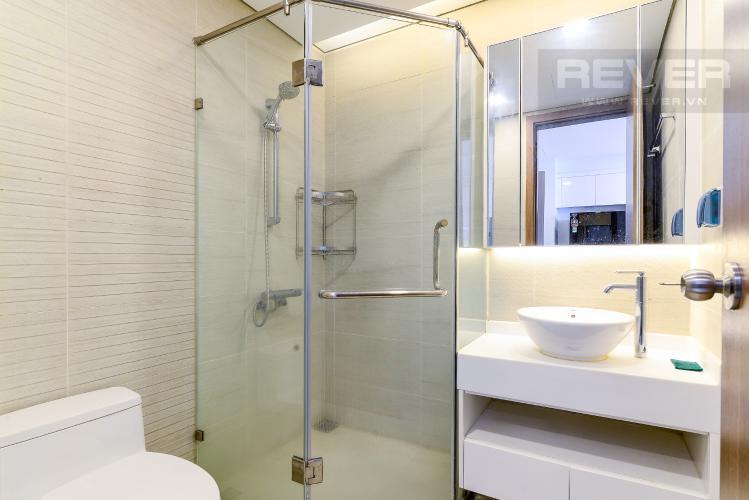 Phòng Tắm 2 Cho thuê căn hộ Vinhomes Central Park 3PN, tháp Park 1, đầy đủ nội thất, hướng Tây Bắc