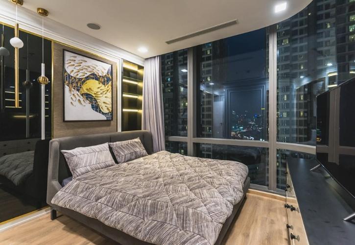 Nhà mẫu dự án căn hộ   Q7 BOULEVARD Bán căn hộ Q7 Boulevard, 1 phòng ngủ, diện tích 57.21m2, ban công hướng Đông Nam