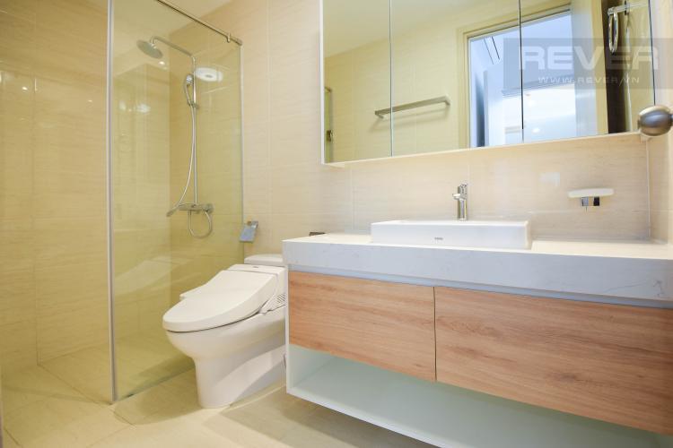 Toilet 1 Căn hộ New City Thủ Thiêm 3 phòng ngủ tầng thấp BB nhà trống
